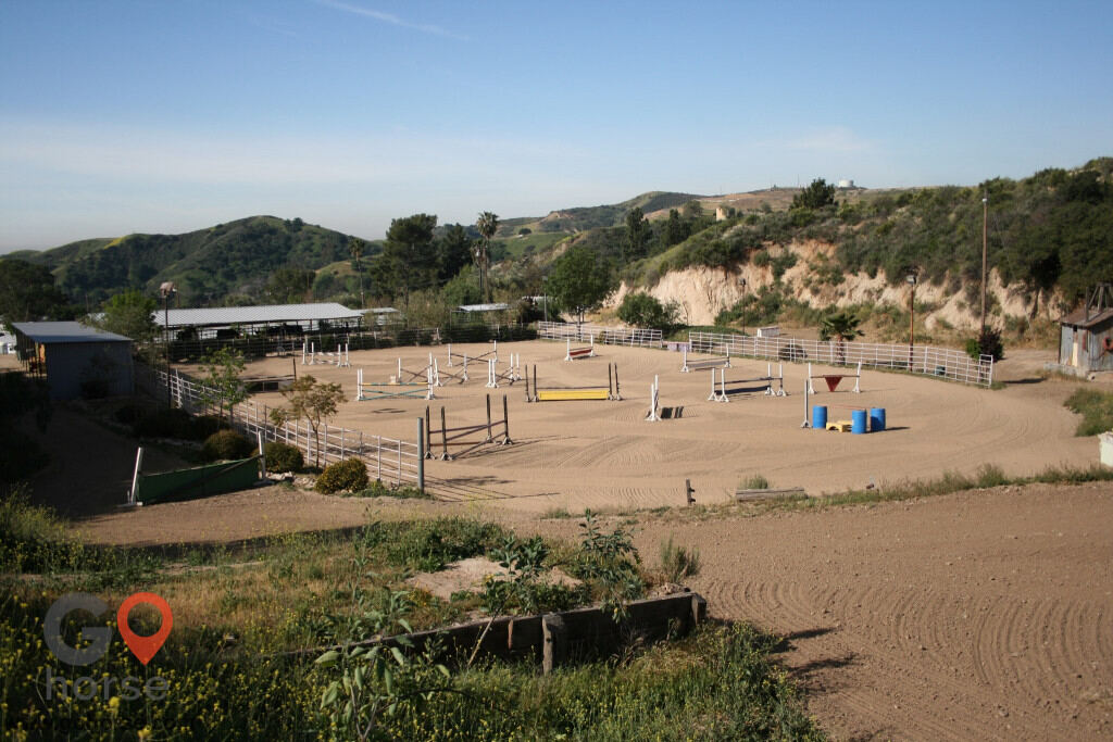 Goldspirit Farm Horse stables in Sylmar CA 1