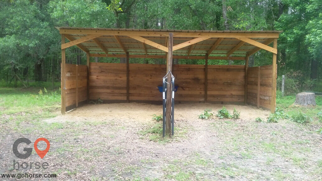 Chainey Briar Stables LLC Horse stables in Ridgeville SC 9