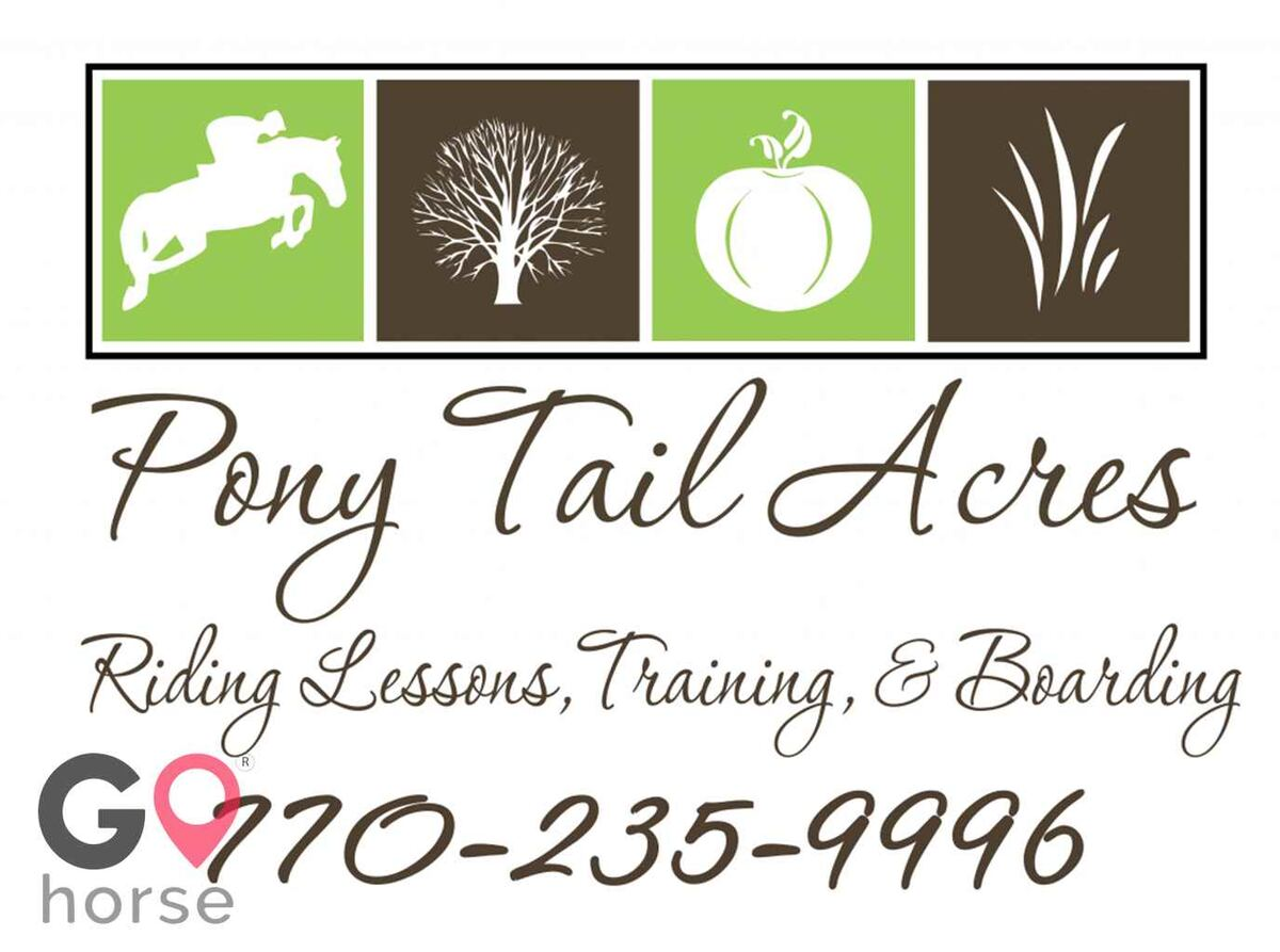 Pony Tail Acres Horse stables in Powder Springs GA 8