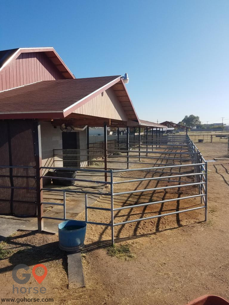 Stable Acres Horse stables in Gilbert AZ 24
