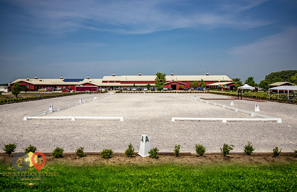 Equestrian Events Horse stables in Maple Park IL 1