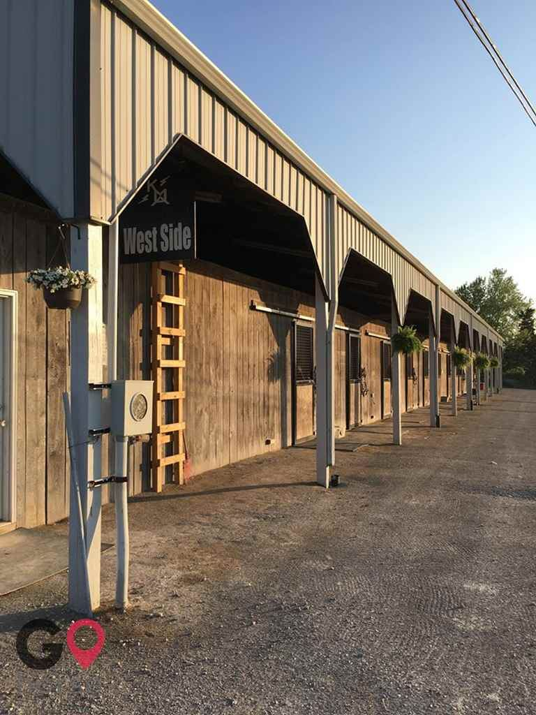 The Flying A Arena Horse stables in Wilmore KY 7