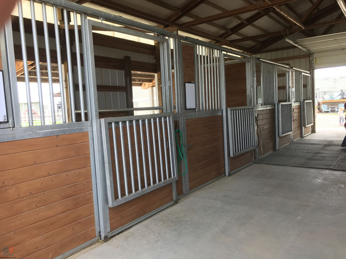 Gable Stables Horse stables in Caldwell ID 5