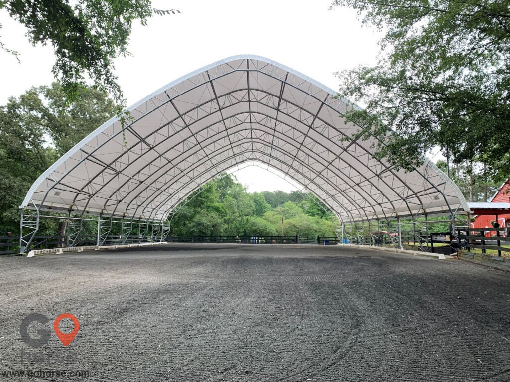Silver Lining Stables Horse stables in Powder Springs GA 5