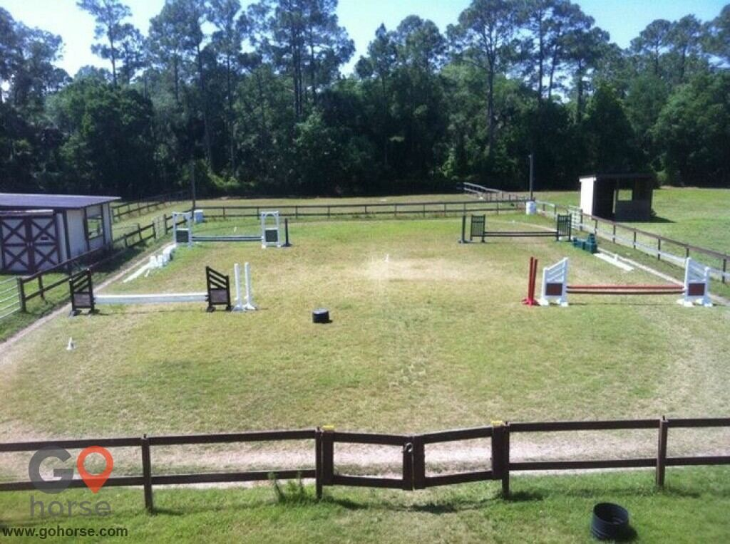 iew Stables Horse stables in Port Orange FL 2