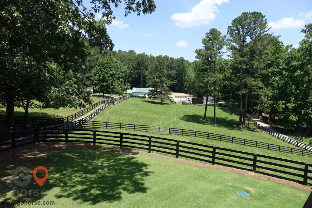Tuff Competition Farms Horse stables in Canton GA 2