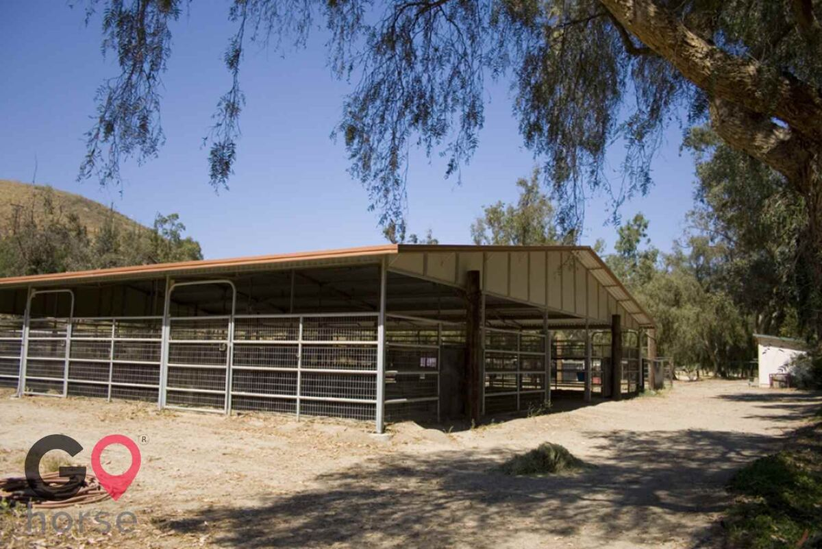 Blue Rose Equestrian @ Onden River Ranch Horse stables in Moorpark CA 19