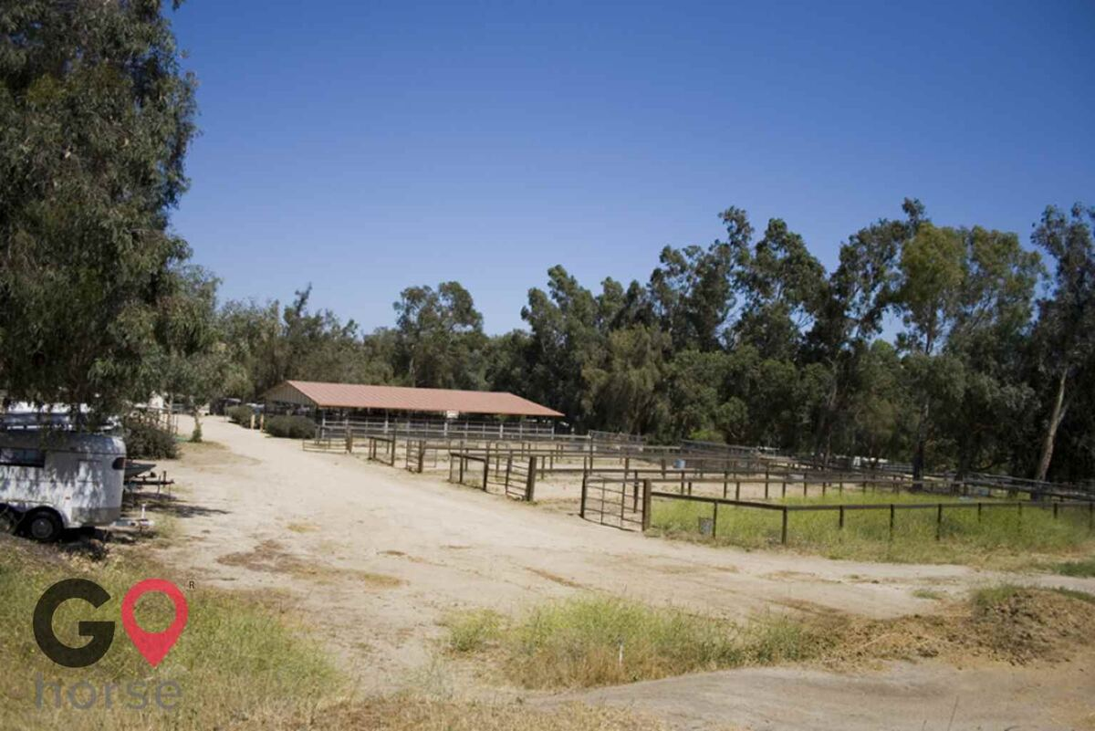 Blue Rose Equestrian @ Onden River Ranch Horse stables in Moorpark CA 13