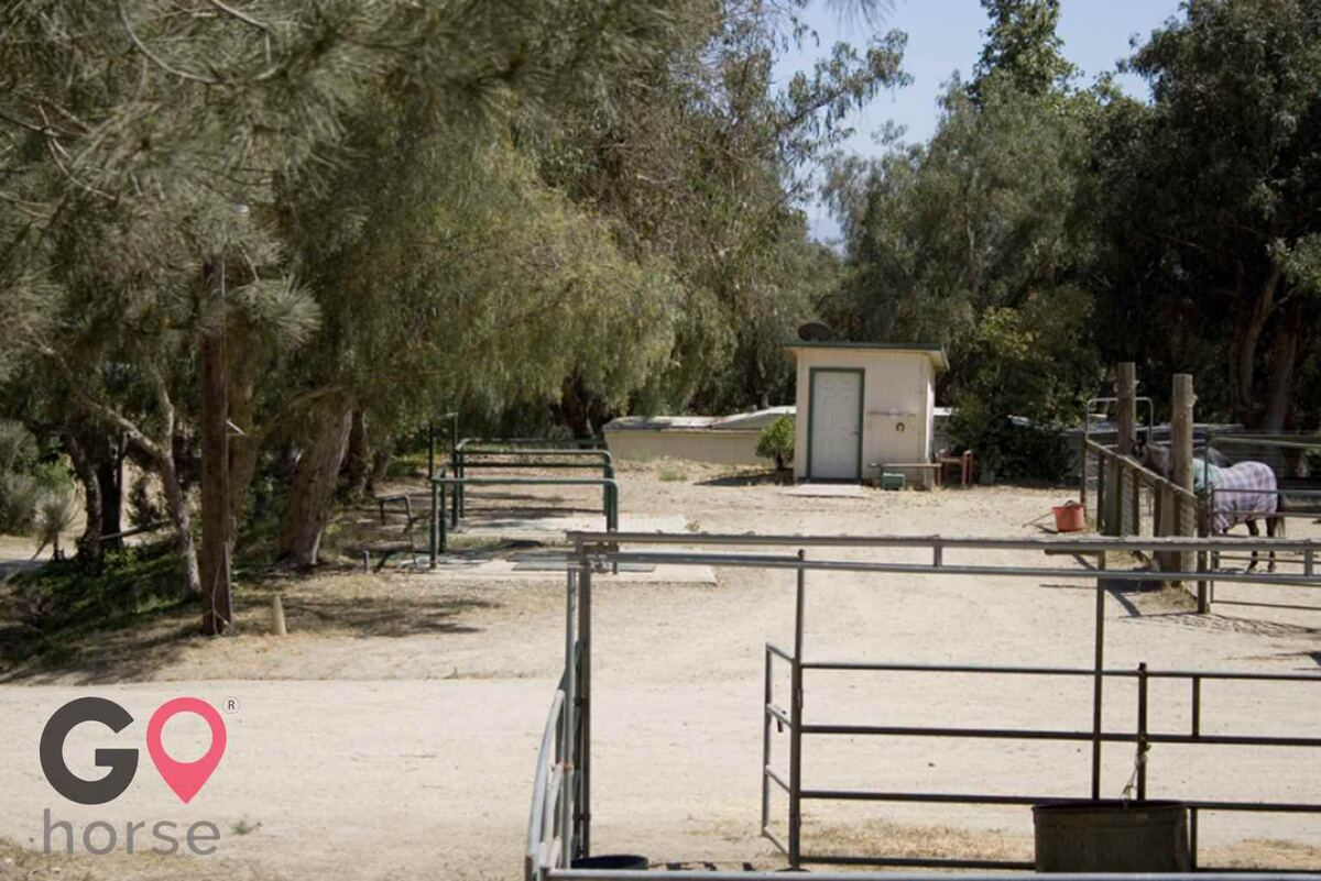 Blue Rose Equestrian @ Onden River Ranch Horse stables in Moorpark CA 17