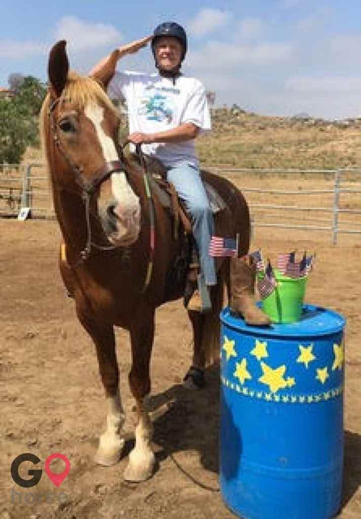 Trinity Therapeutic Riding Center Horse stables in Perris CA 4