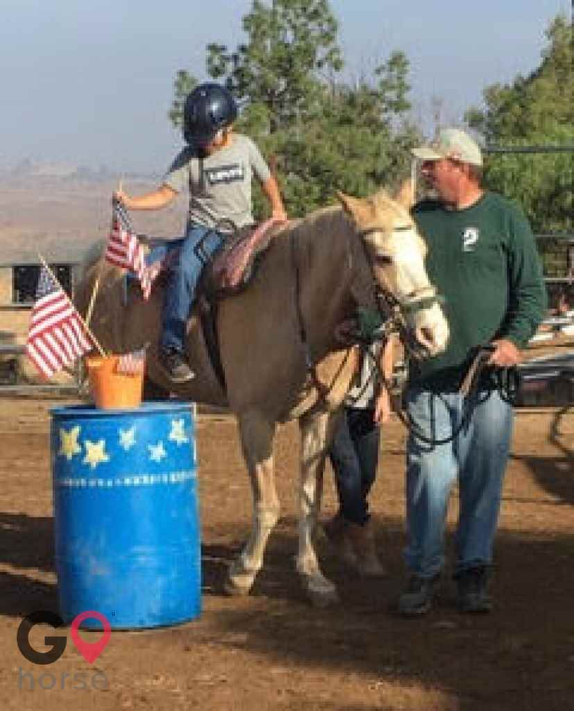 Trinity Therapeutic Riding Center Horse stables in Perris CA 2
