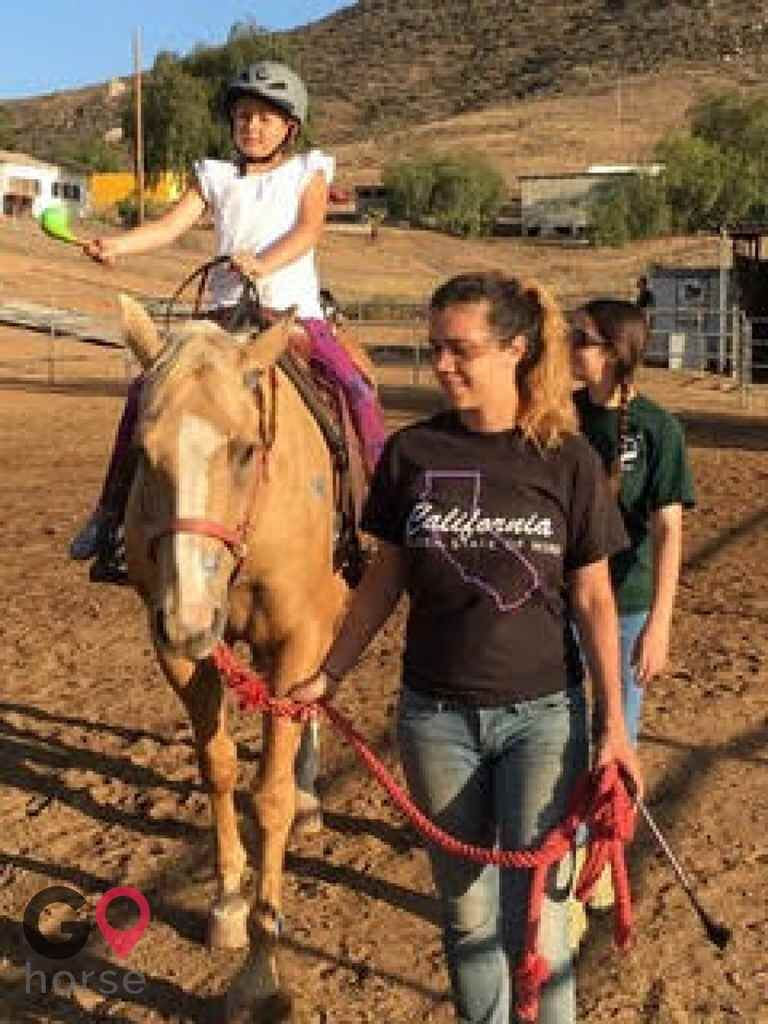 Trinity Therapeutic Riding Center Horse stables in Perris CA 3