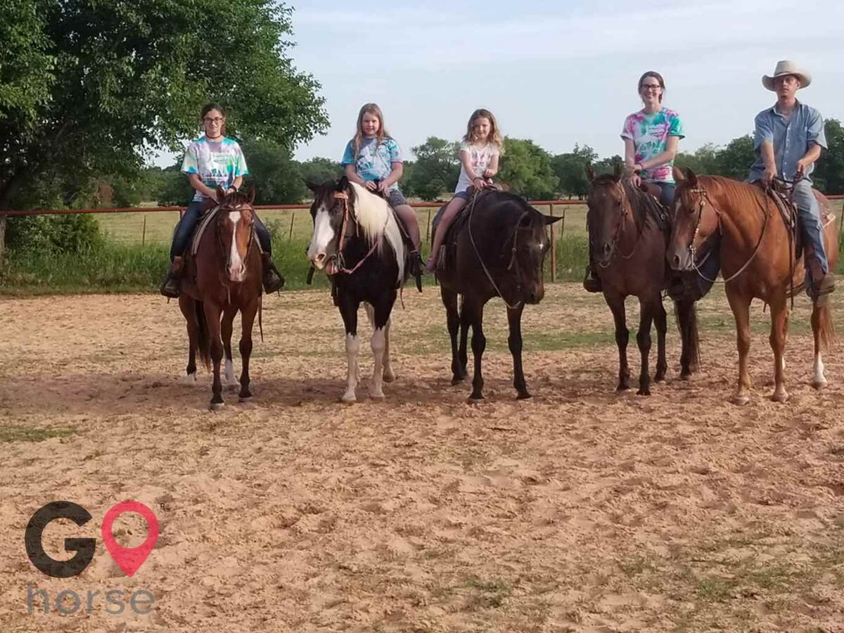 Healing Reins Ranch Horse stables in Haskell OK 6