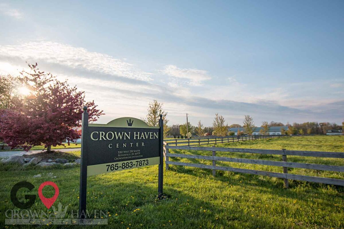 Crown Haven Center Horse stables in Russiaville IN 13