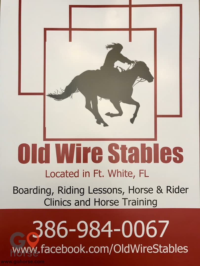 Old Wire Stables Horse stables in Fort White FL 25