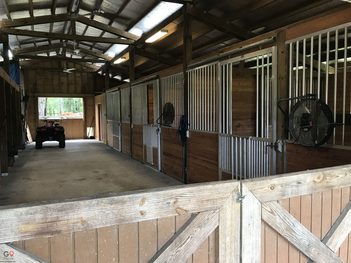 Old Wire Stables Horse stables in Fort White FL 11