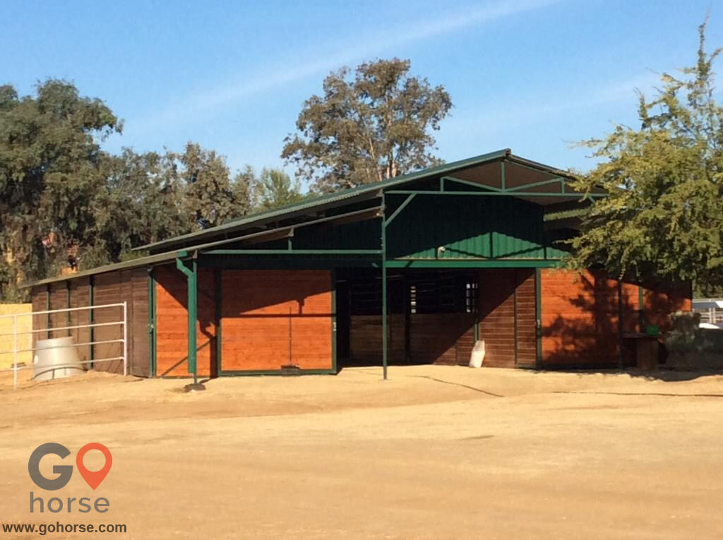 Horse and Hound Ranch Horse stables in Riverside CA 8