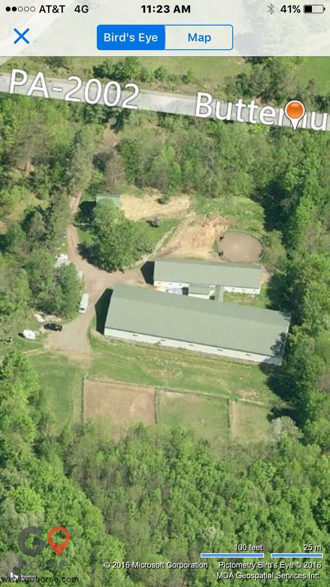 Grand Stride Horse stables in Monroe PA 3