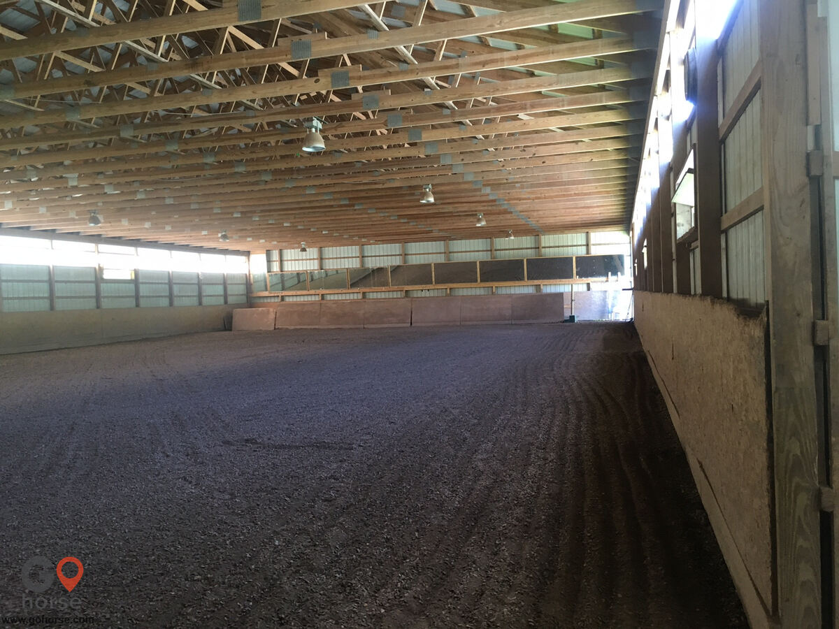 Grand Stride Horse stables in Monroe PA 2