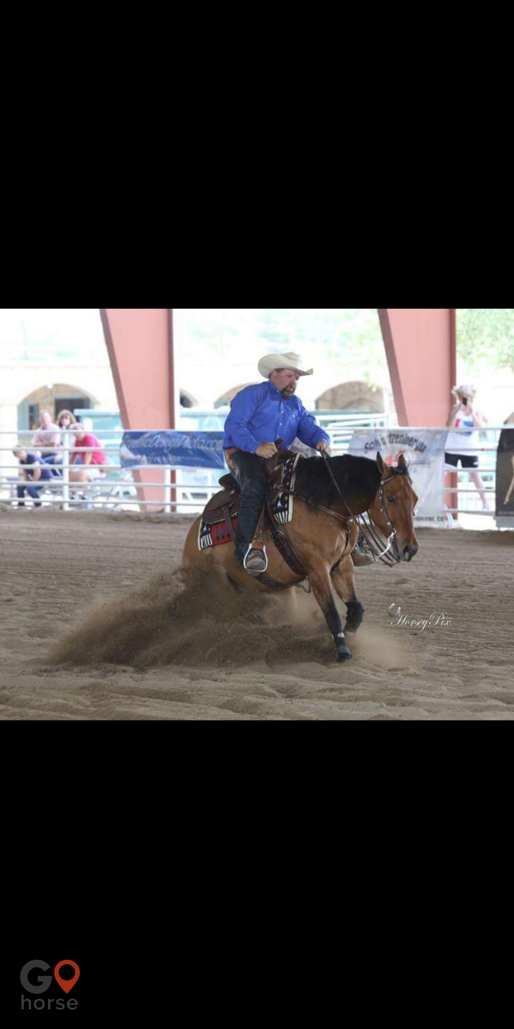 Chuck Nesmith Training Horse stables in Fort Lupton CO 2