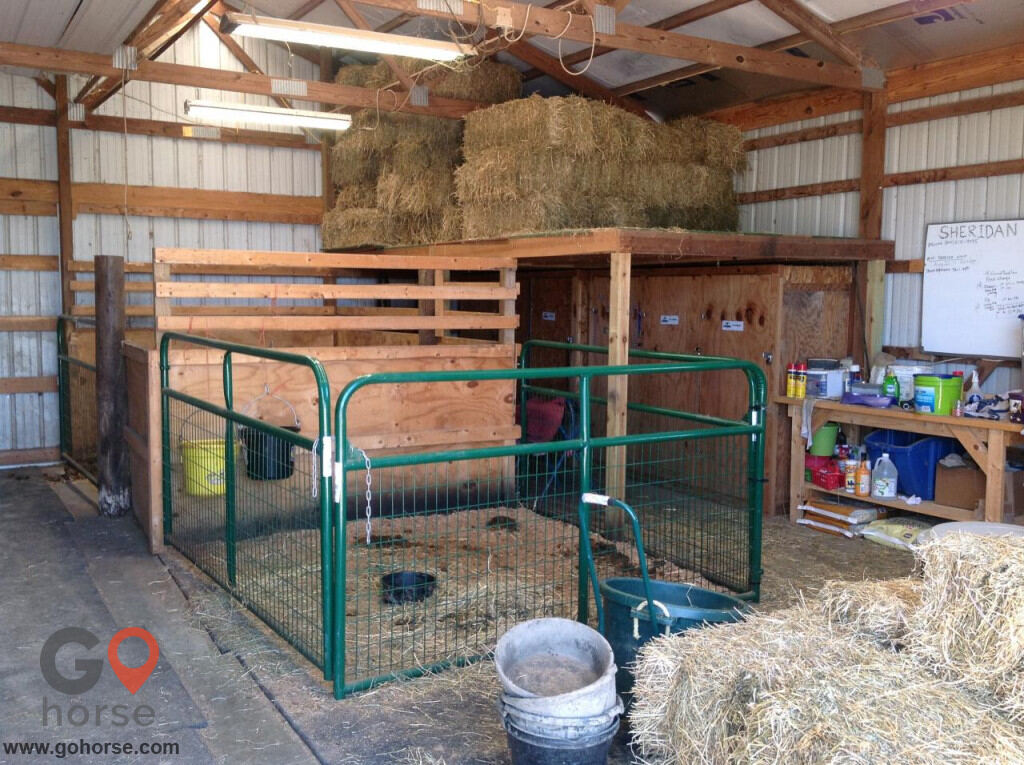 Sheridan Stables & Riding School Horse stables in Fort Wayne IN 8