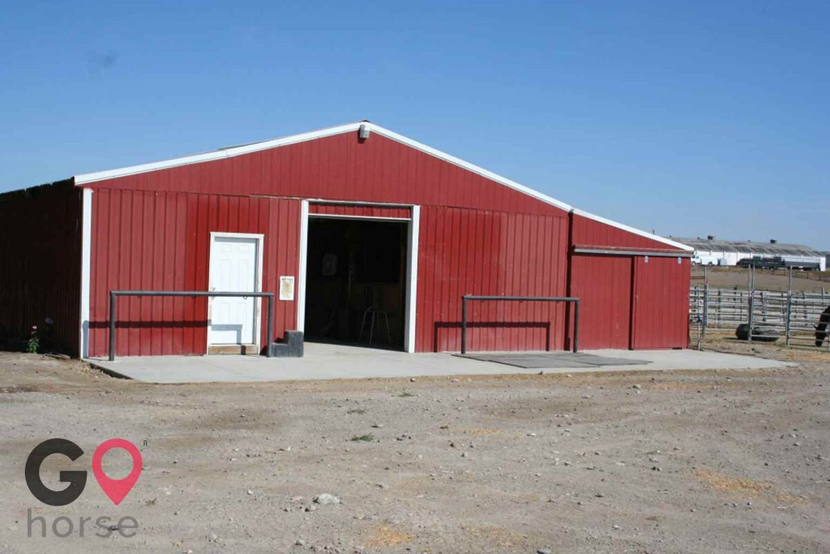 JF Bar Equine Services Horse stables in Marsing ID 3