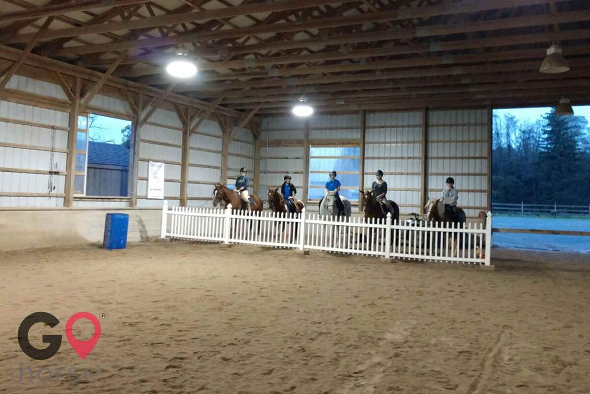 Line it Up Horse stables in Coatesville PA 16