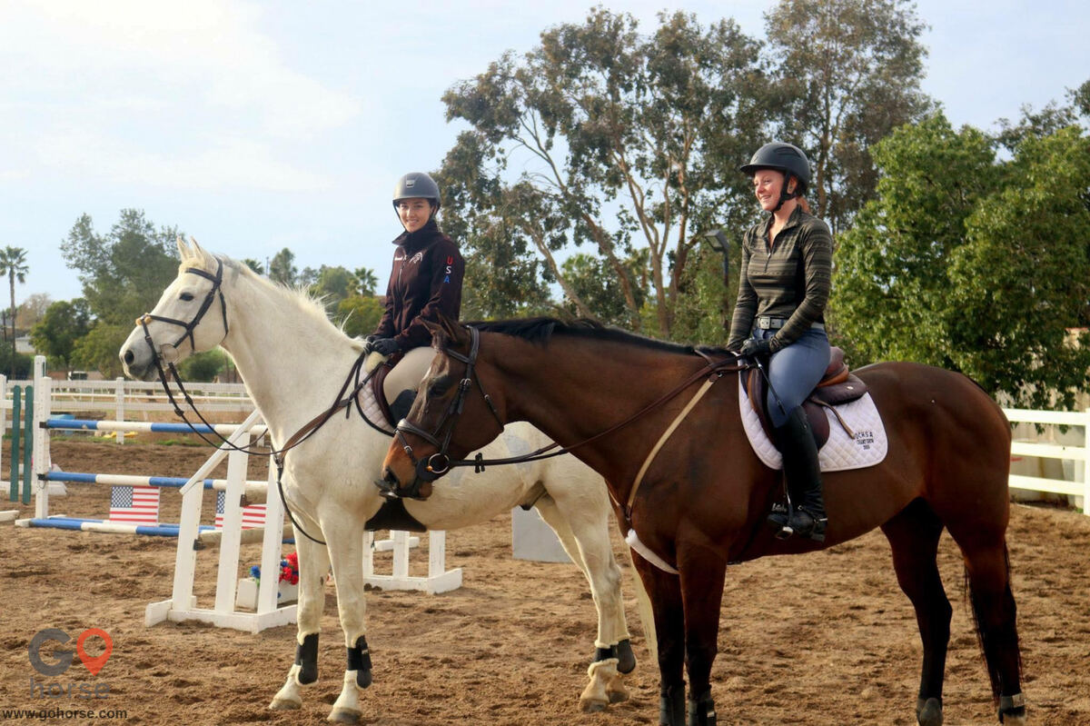 Rising Star Equestrian Horse stables in Norco CA 4