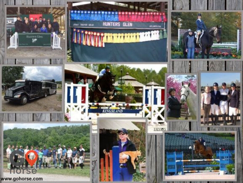 Hunters Glen Equestrian Center Horse stables in Alpharetta GA 13