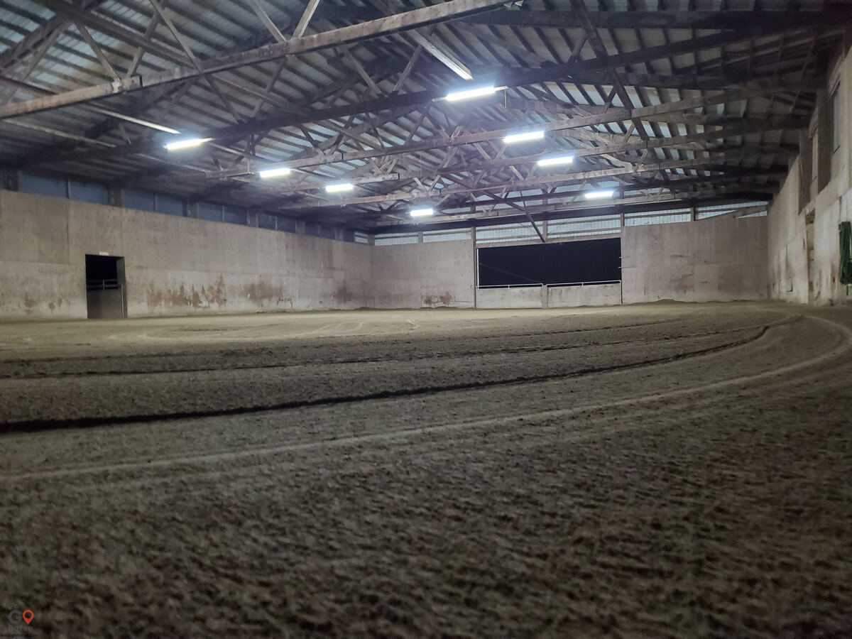 Boyko Ranch Horse stables in Shingle Springs CA 3