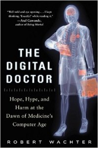 Book Cover of The Digital Doctor