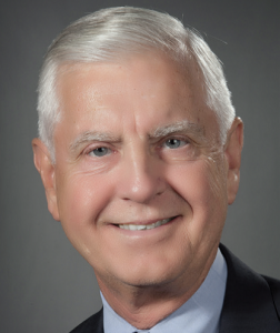 Lawrence Smith, MD, MACP, founding dean of Hofstra Northwell School of Medicine.