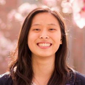 Tiffany Huang, a 2017 Gold Student Summer Fellow