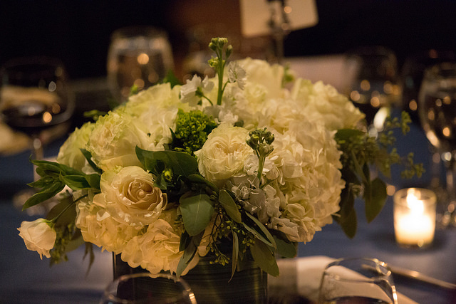 Flowers from 2016 gala