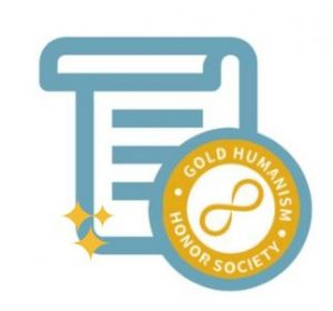 Gold Humanism Honor Society Introducing Golden Glimmers A New Way For Ghhs Members To Express  Themselves And At The Same Time Stay Connected With Their Ghhs Peers College Essay Paper Format also High School Narrative Essay  Analysis Essay Thesis