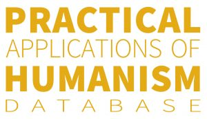 Practical Applications of Humanism Database