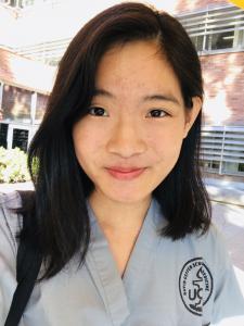 Melodyanne Cheng, Gold Student Summer Fellowship 2020, University of California