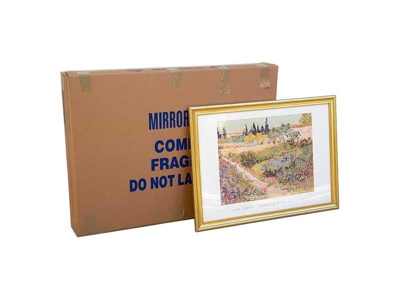 Mirror carton