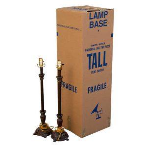 Lamp carton
