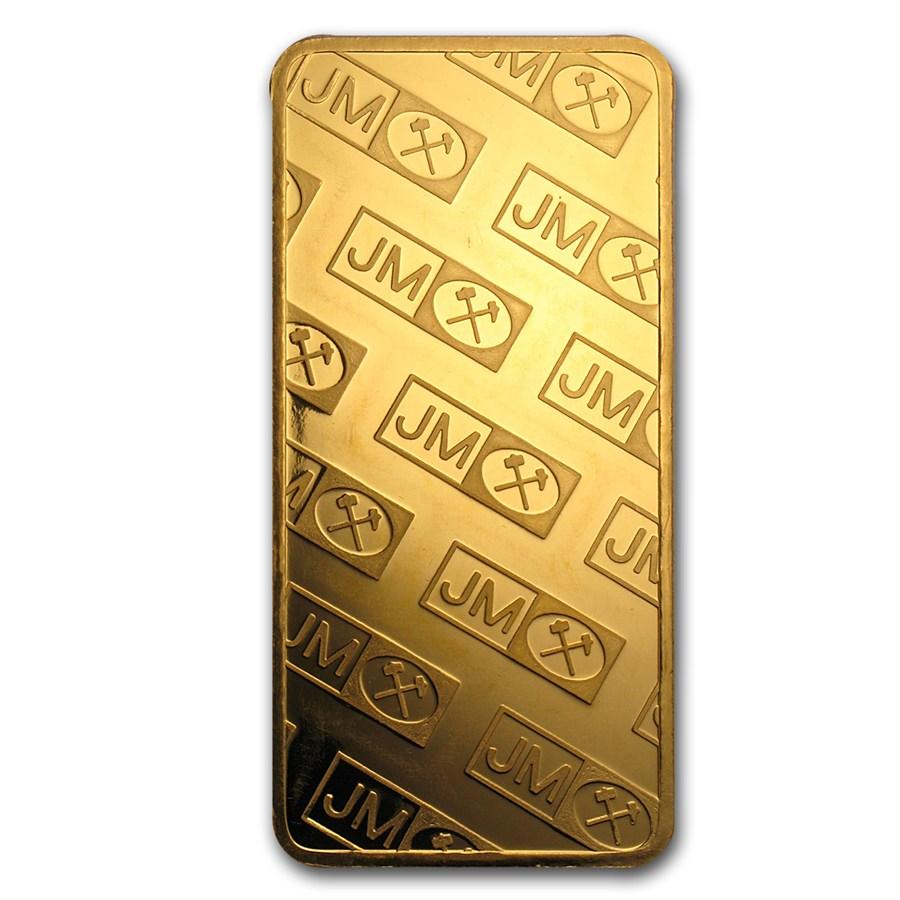 Gold Bar 10 Oz