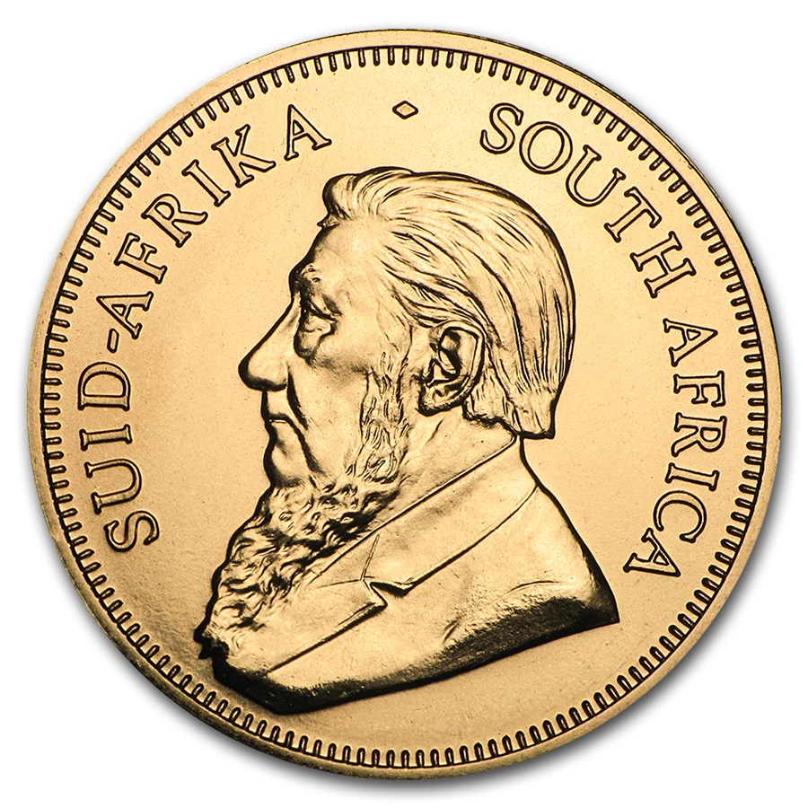 Gold South African Kruggerand