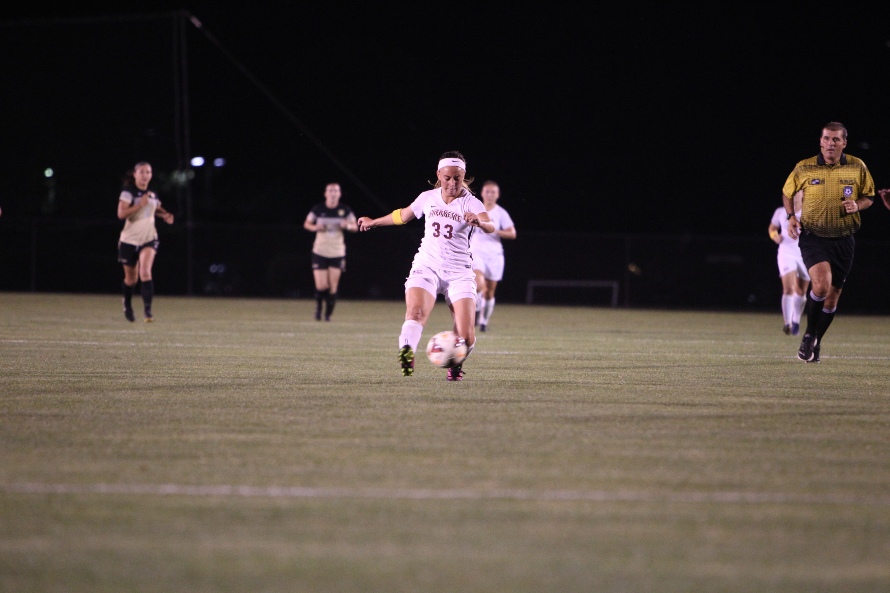 Kissell Nets Another In Loss At Colgate Lafayette College