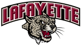 Lafayette Athletics Logo - back to homepage