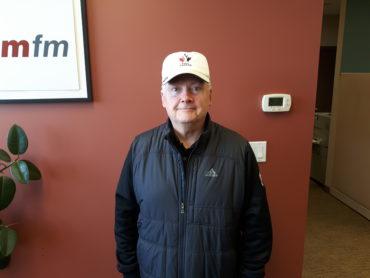 Amateur canadian golf man