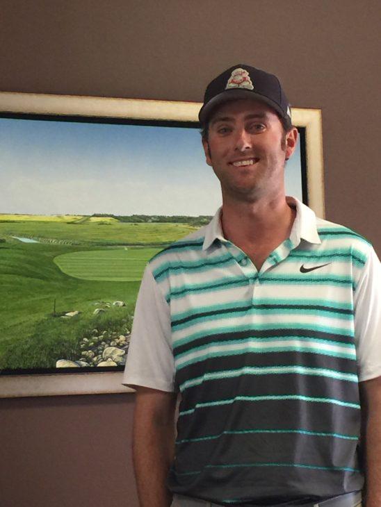 Dale Watamaniuk wins Qualifier #3 for Alberta Men's Amateur Championship.