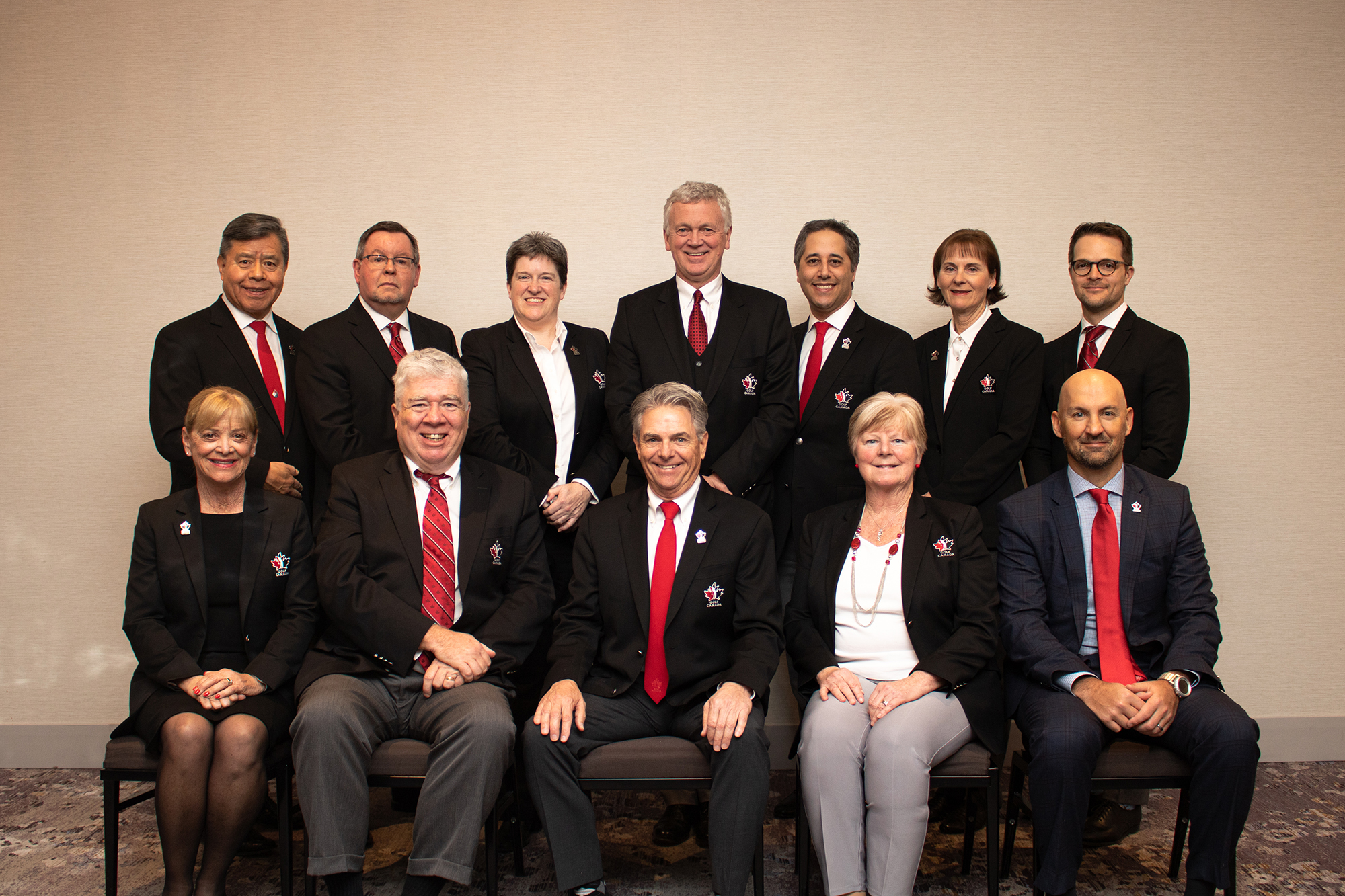 2020 Golf Canada Board of Directors