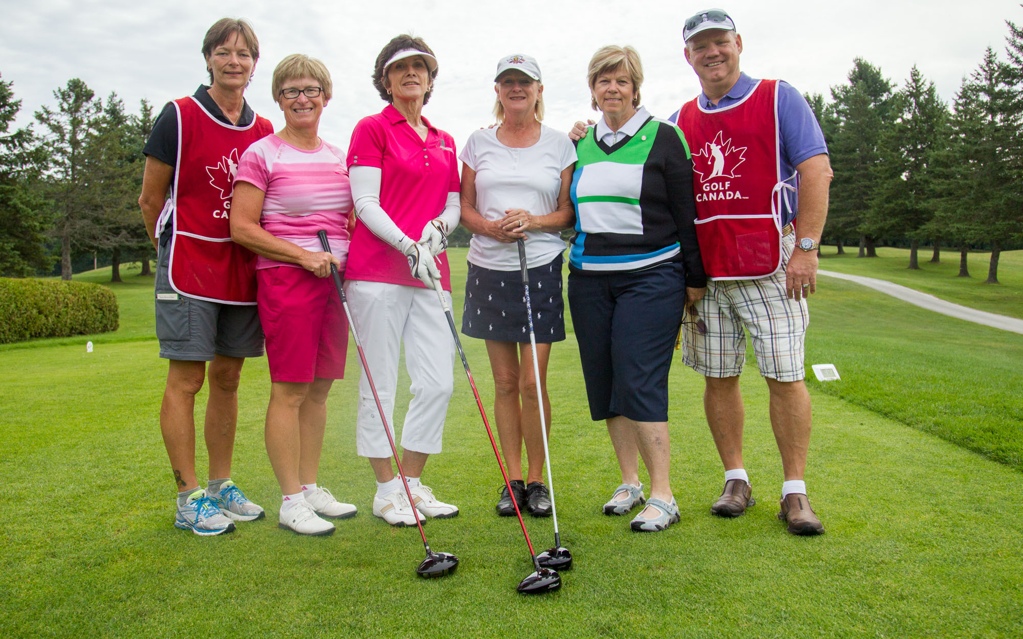 amateur Senior womens