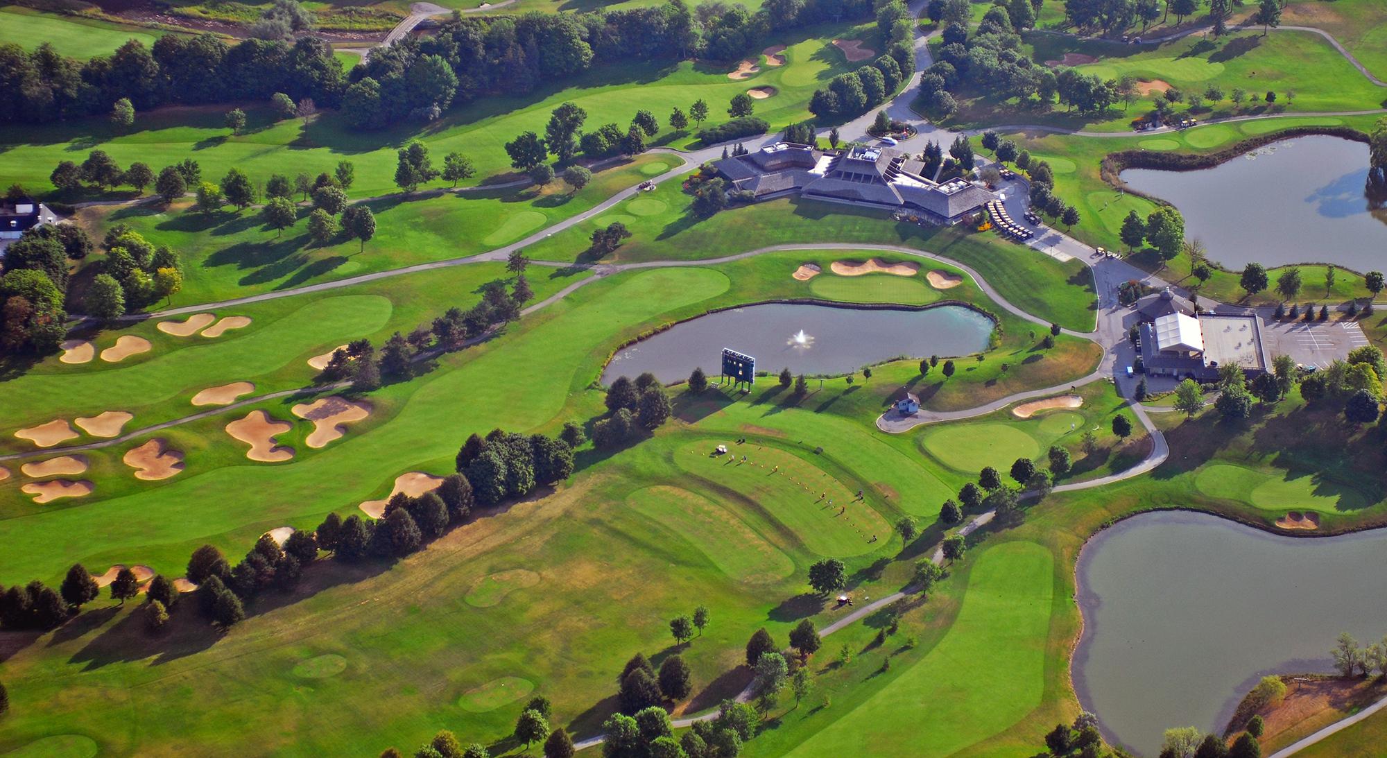 glen abbey golf club to host 2016 rbc canadian open