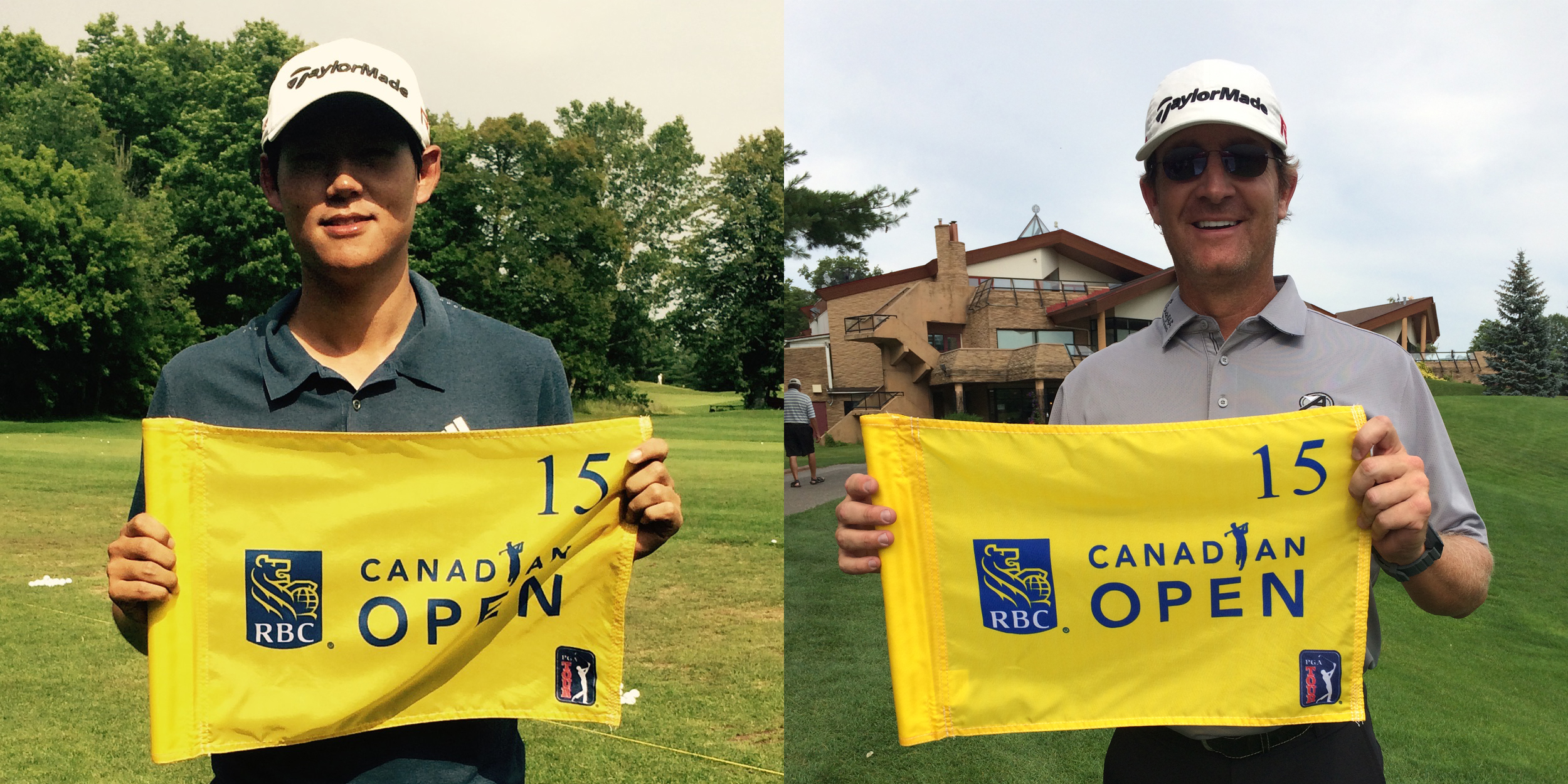 justin shin  david mathis  roberto castro and josh teater earn exemptions into 2015 rbc canadian