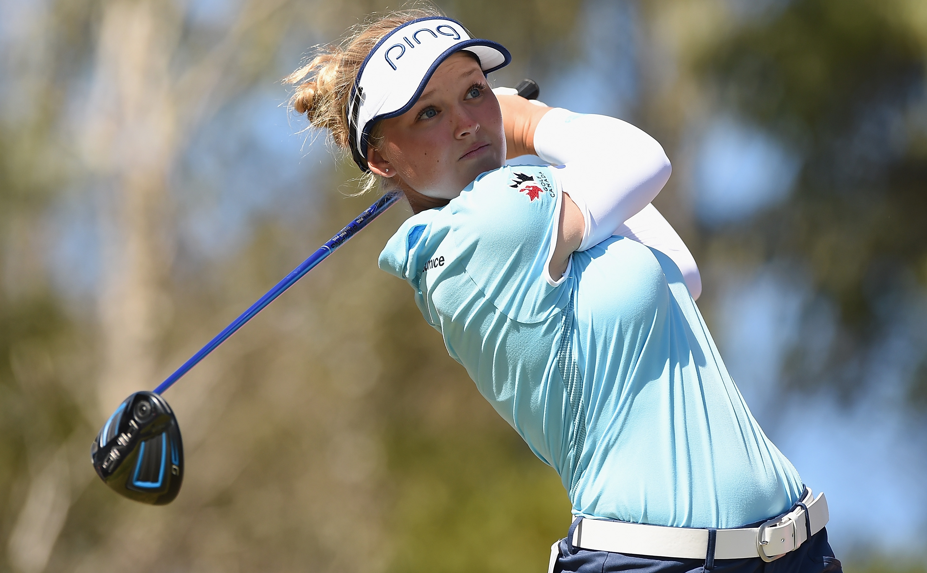 Brooke Henderson cracks top ten in Women's Rolex Rankings - Golf Canada